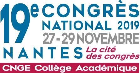icone 19ème Congrès du CNGE Collège Académique