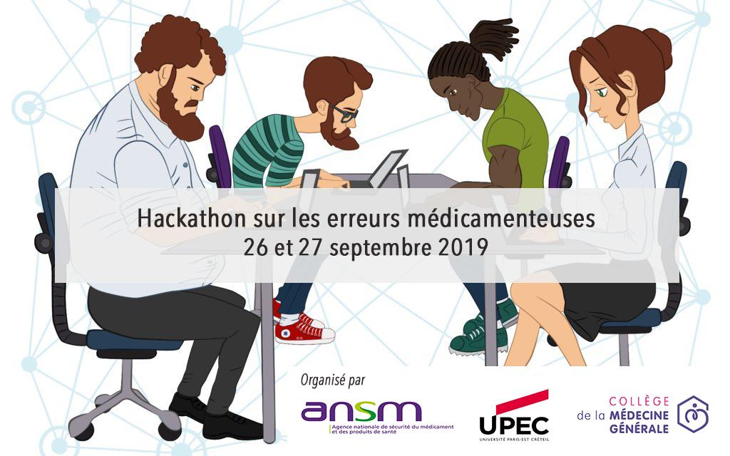 Hackathon e-Med : 26 et 27 septembre