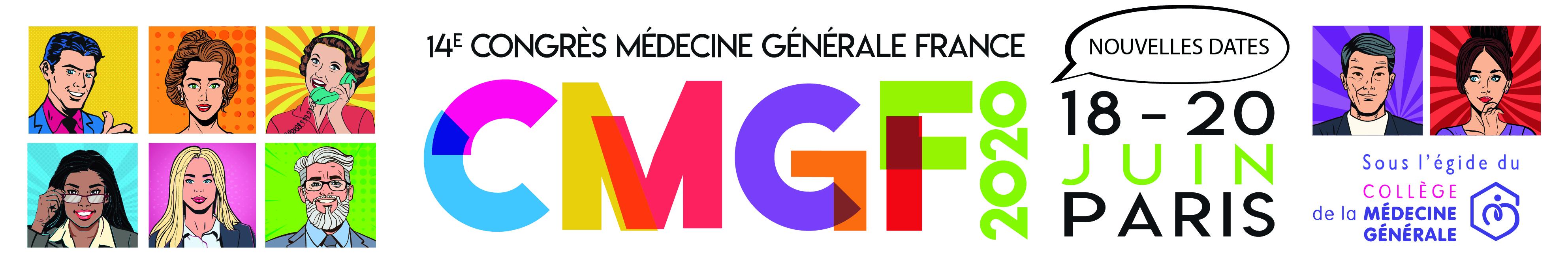 icone 14ème Congrès de la Médecine Générale France