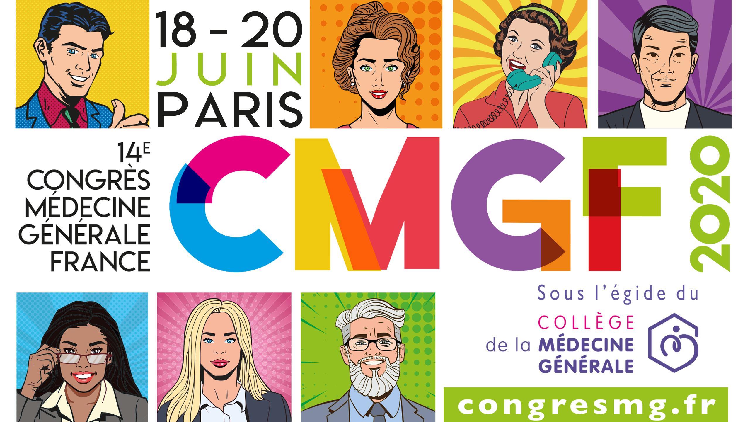 Report du CMGF 2020 du 18 au 20 juin