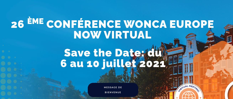 icone WONCA Europe 2021