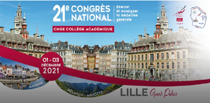 icone 21ème Congrès du CNGE Académique